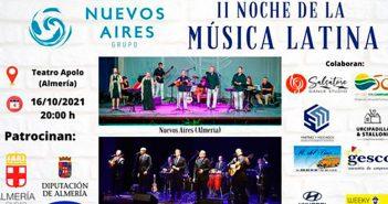 II Noche de la Música Latina