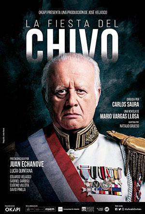 La fiesta del chivo - 44º Festival de Teatro de El Ejido
