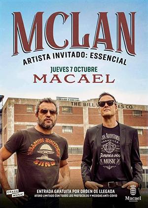 M-CLAN en Macael