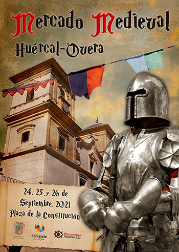 Mercado Medieval en Huércal-Overa