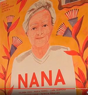 NANA Programa Provincial de Teatro Aficionado de la Diputación de Almería