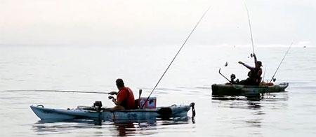 Open de pesca en kayak Costa de Almería