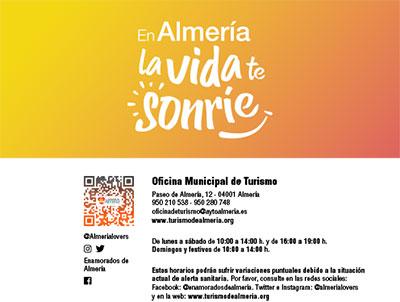 Almería, la vida te sonríe