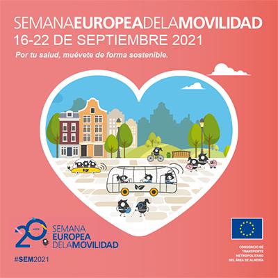 Semana Europea de la Movilidad (SEM) 2021