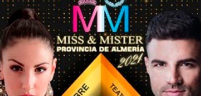Gala Final Miss y Mister Provincia de Almería 2021
