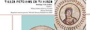 "Taller infantil ""Picteamos en Tu Museo"""