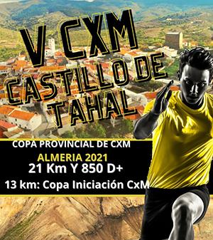 V CxM CASTILLO DE TAHAL 2021