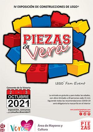 V EXPOSICIÓN DE CONSTRUCCIONES DE LEGO