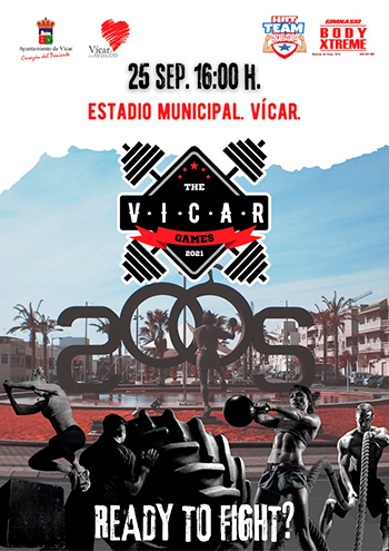 Vicar Games 2021