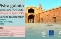 CM Alcazaba de Almería VisitaInterpretada LSE