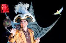 """Mago Cobra """"Pirata"""" 44º Festival de Teatro de El Ejido"""