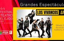 """Los Vivancos """"Live"""" - 44º Festival de Teatro de El Ejido"""