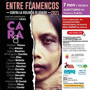 CARA B Otoño Cultural en Almería