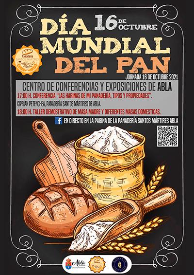 Día Mundial del Pan en Abla