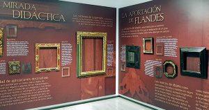 """Exposición """"El marco barroco español"""""""