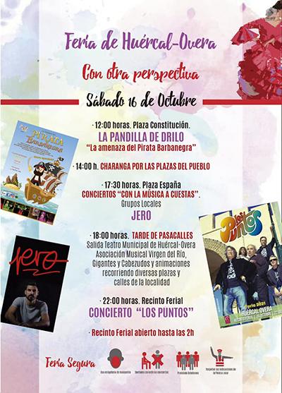 Feria Huércal-Overa 2021