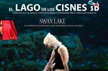 """Larumbe Danza """"El lago de los cisnes 3D"""""""