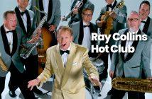 RAY COLLINS- HOT CLUB - FESTIVAL DE JAZZ 2021 Almería