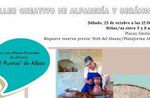 """Taller de cerámica artesanal """"Artesanía popular de Almería"""""""
