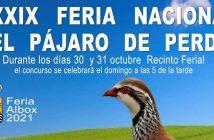 XXXIX FERIA NACIONAL DEL PAJARO DE Perdiz