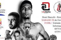 """Boxeo """"Diamonds Boxing"""" - Trofeo Ciudad de Almería"""