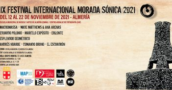 Festival Internacional Morada Sónica 2021