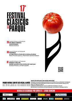 17º Festival Clásicos en el Parque – Rodalquiar
