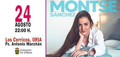 MONTSE SÁNCHEZ en Oria